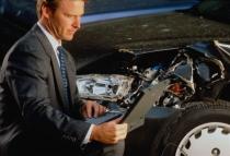 Признание автомобиля конструктивно погибшим